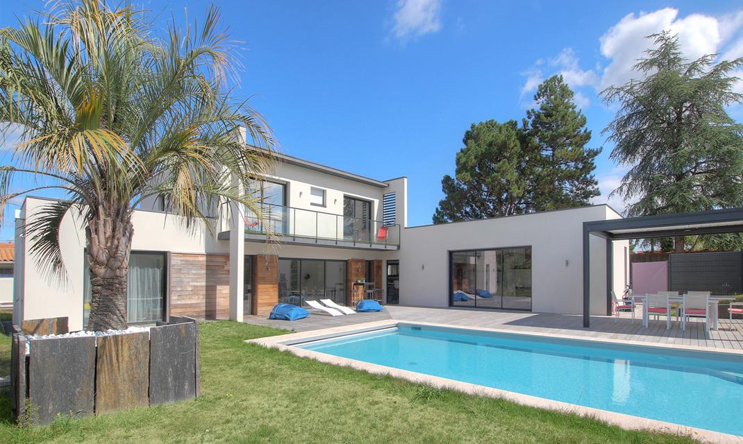 Maisons modernes - Depreux Construction