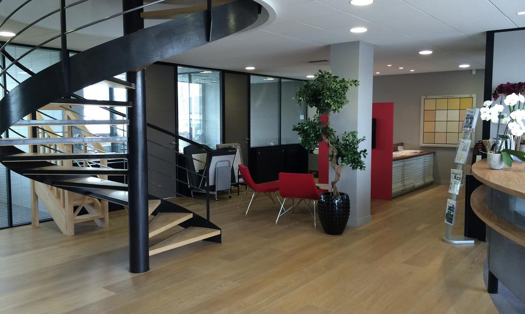 Agence Depreux Construction Rezé 44