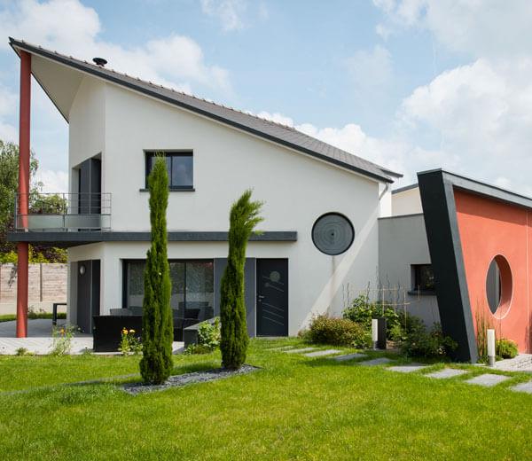Constructeur Maison En Bois: Depreux Construction : Constructeur Maison 44, 85 (Nantes