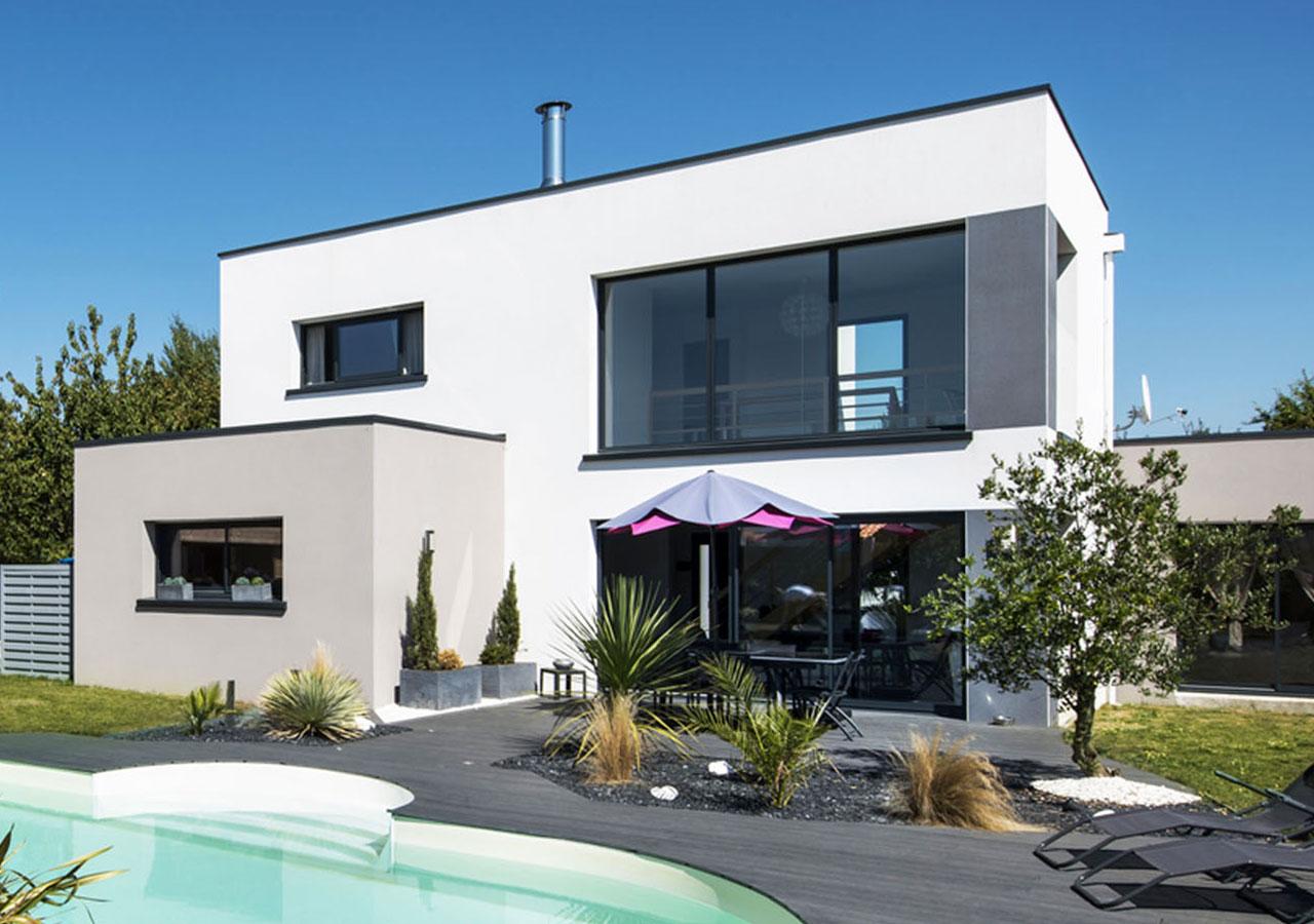 Constructeur De Maison Rennes depreux construction : constructeur maison 44 : nantes