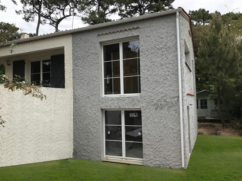 extension maison vendéenne