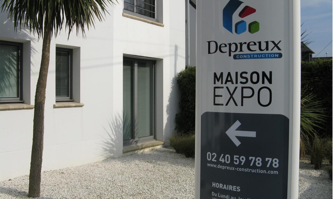 Agence Depreux Construction Orvault