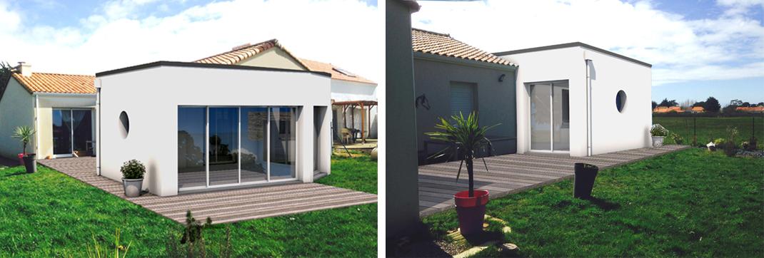 extension maison vendée
