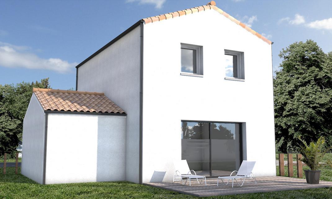 plan tage tuile garage accol partir de 107 100. Black Bedroom Furniture Sets. Home Design Ideas