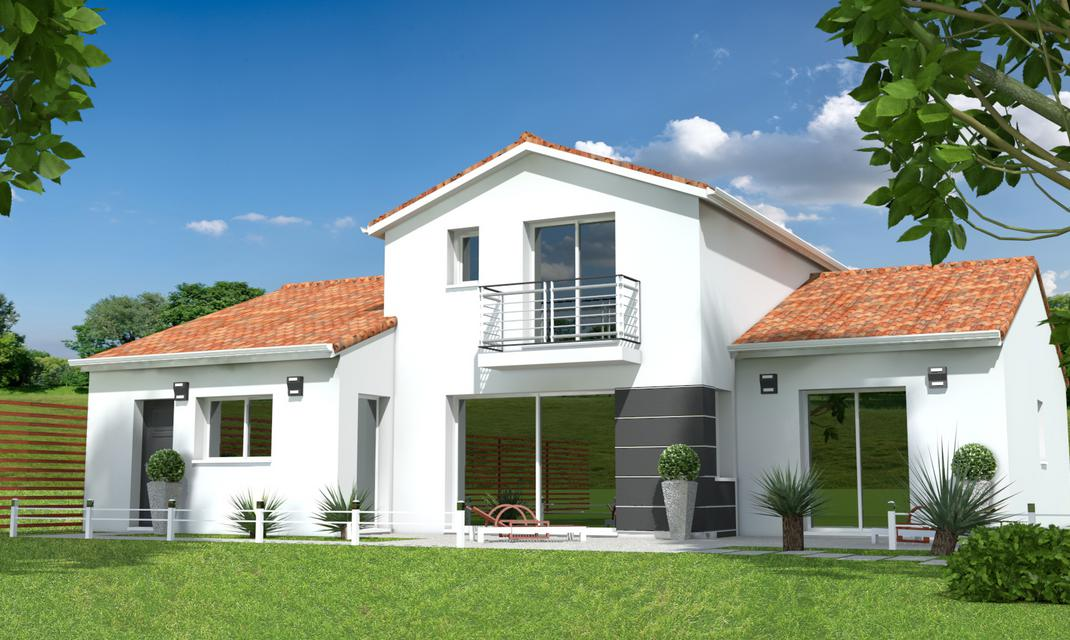 maison traditionnelle sur mesure 44 56 85 depreux construction