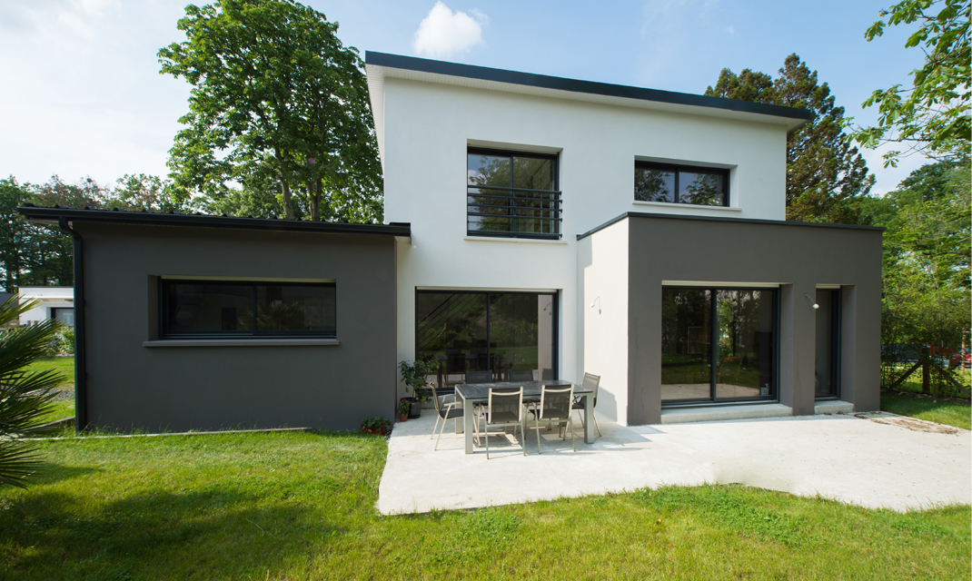 Stunning Maisons Modernes Photos Pictures