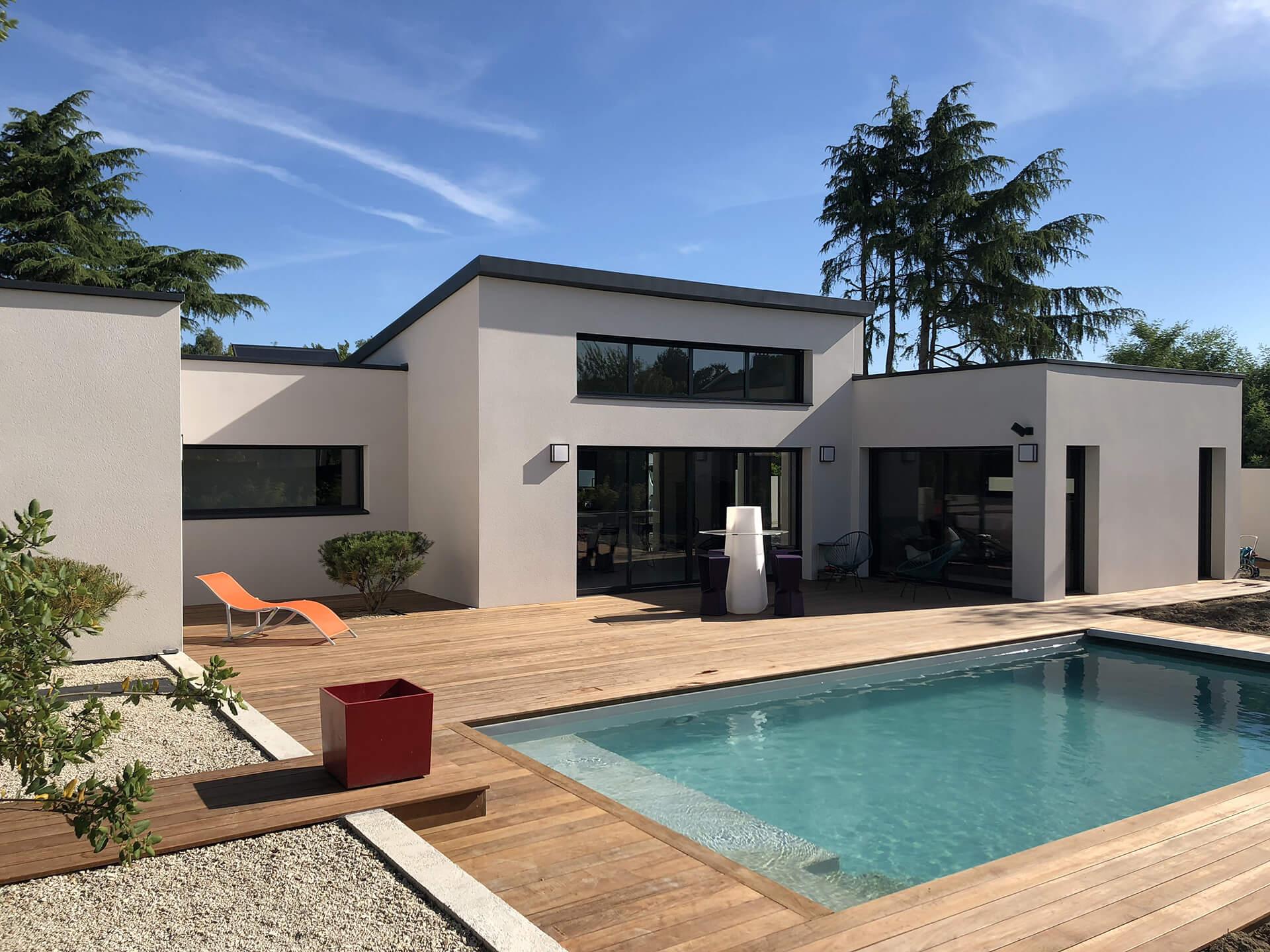 La « Maison Naturelle » 1ère maison labélisée E+C- en Loire ...