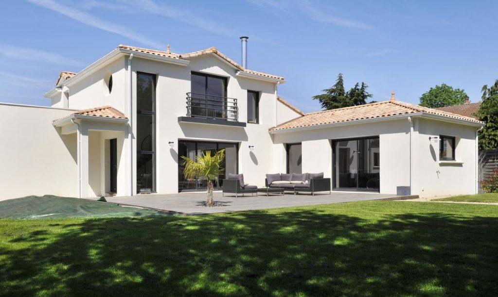 toit plat monopente 2 ou 4 pans les formes de toitures. Black Bedroom Furniture Sets. Home Design Ideas
