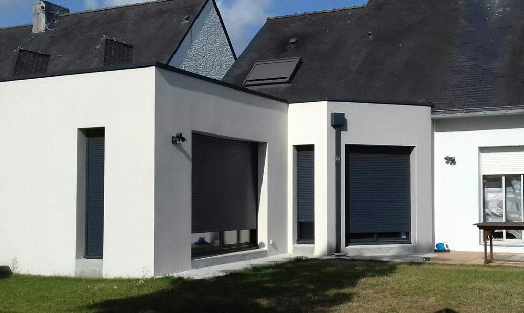 Maison cubique : une architecture moderne tendance - Depreux ...