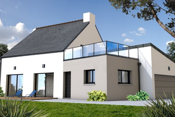 plan-maison-toit-terrasse