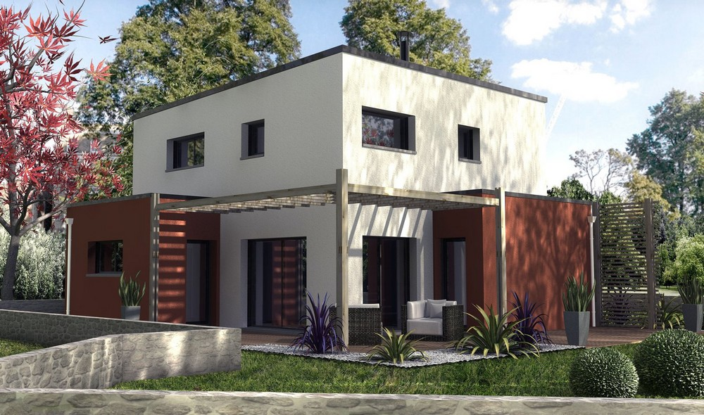 Aménagements Extérieurs De La Maison Depreux Construction
