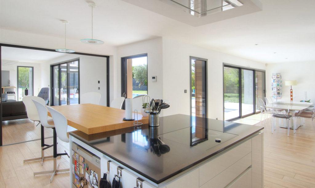 Plan de maison : agencements d\'intérieur d\'une maison ...