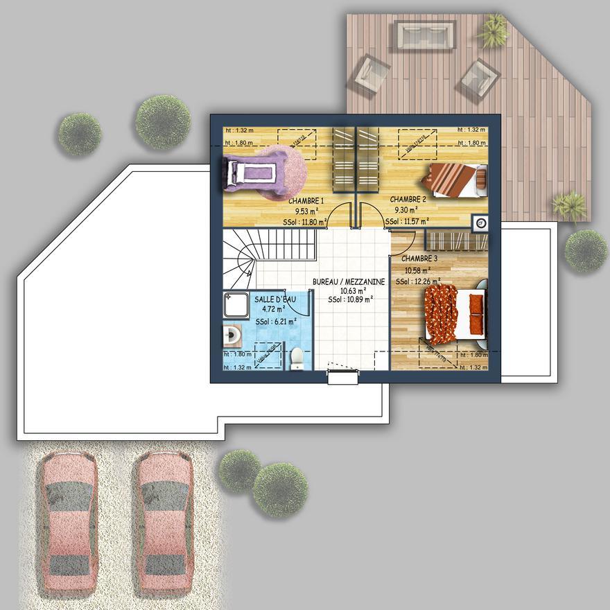 plan-sdb-maison-neuve