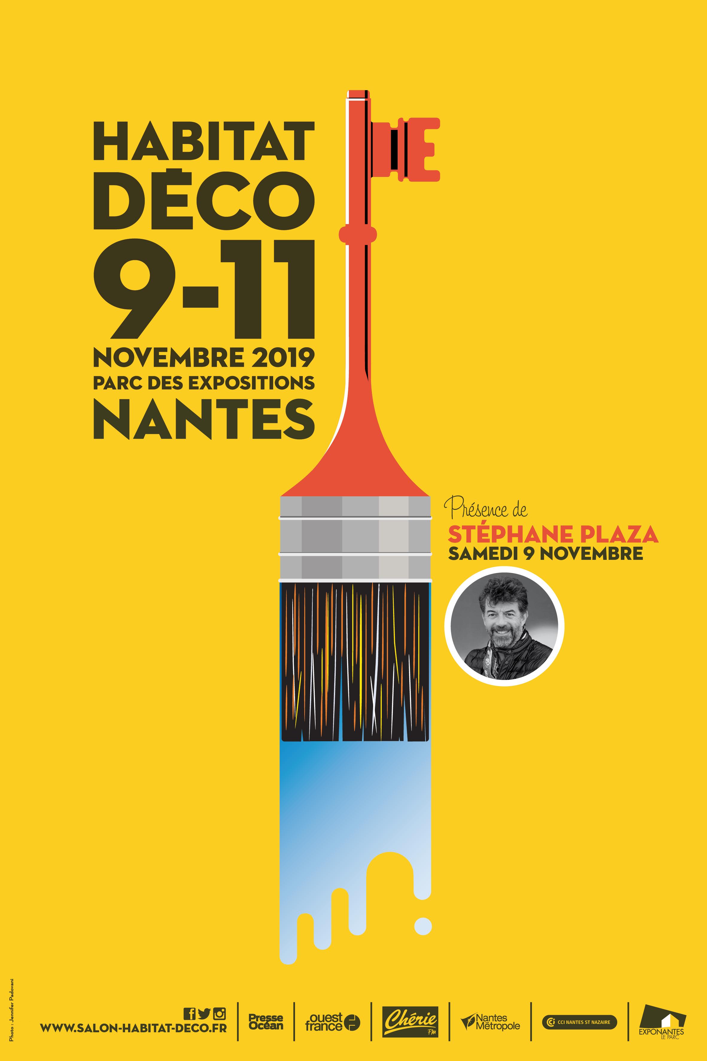 Salon habitat d co nantes 9 au 11 novembre 2019 depreux construction - Salon deco nantes ...
