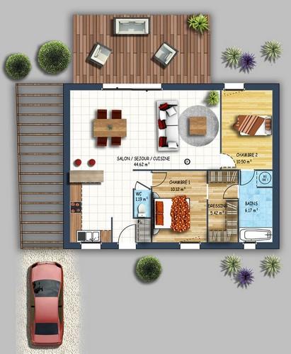 Maison Etage Definition 0