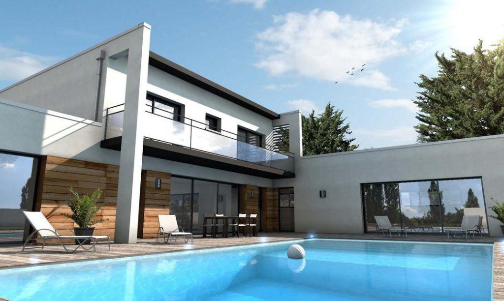 Construction De Villas Design Et De Maisons Haut De Gamme Depreux Construction