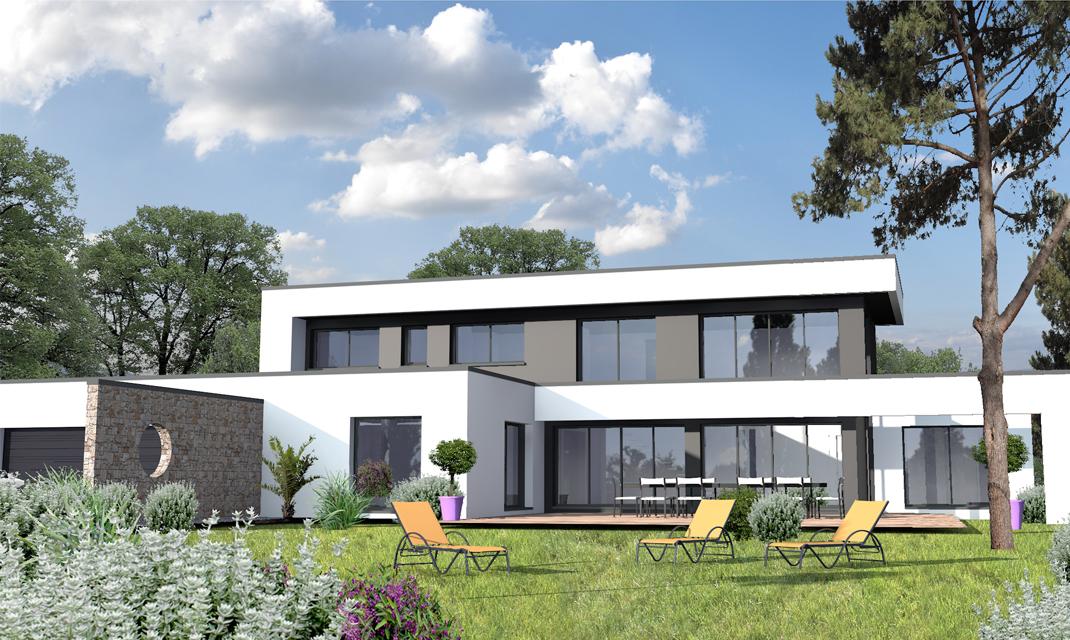 Maisons Sur Mesure 44 56 85 Depreux Construction