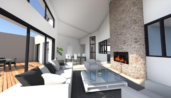 Depreux Construction plancher chauffant maison individuelle