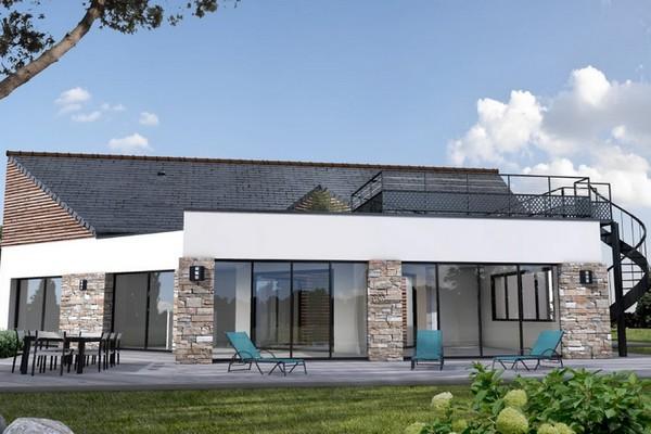 fenêtre aluminium PVC menuiserie maison