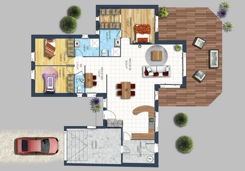 Plan De Maison A 70000 Euros Infos Et Ressources