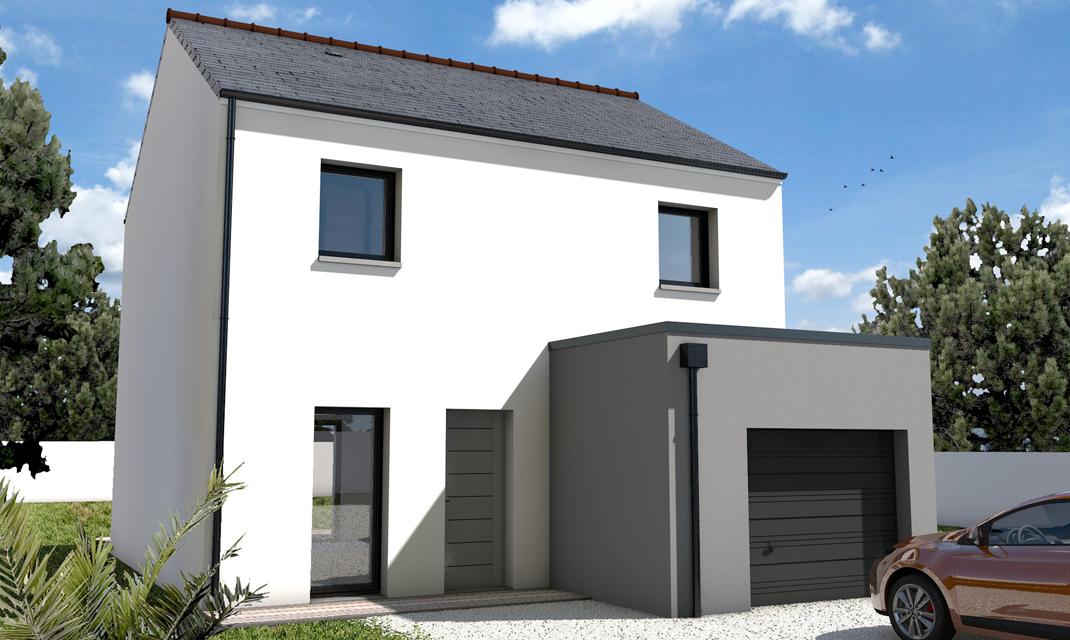 maisons avec terrain petit mars depreux construction. Black Bedroom Furniture Sets. Home Design Ideas