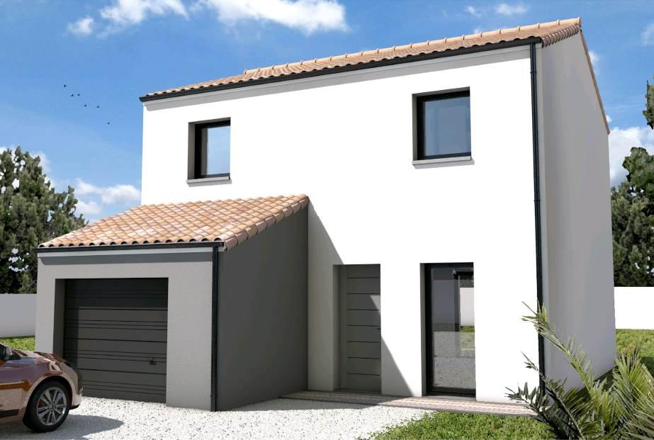 Maisons avec terrain saint p re en retz depreux construction for Garage ad st pere en retz