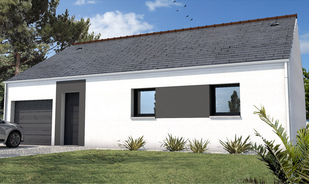 Maisons avec terrain saint molf depreux construction for Terrain construction maison